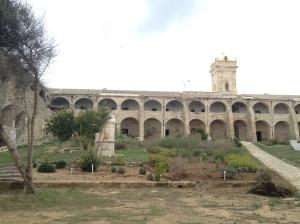 fachada hospital del rey