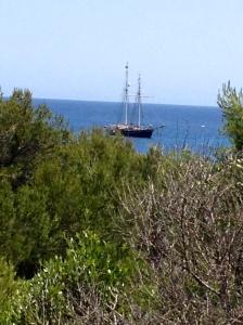 image menorca barco
