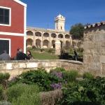 primavera en la Isla del Rey . Mahón. Menorca