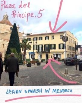 Spanische Schule Menorca