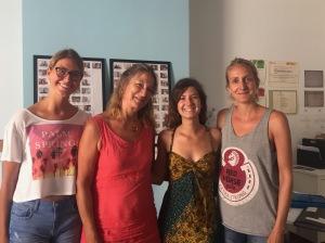 School Learn Spanish in Menorca Students